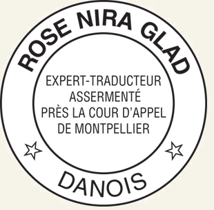 rose nira glad danois